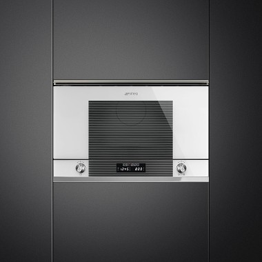 Smeg built-in microwave ovens